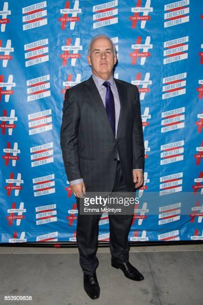 Pat Harris arrives at 'Pat Harris' California Democratic US Senate Run 2018 kick off' at Catalina Jazz Club Bar Grill on September 25 2017 in...