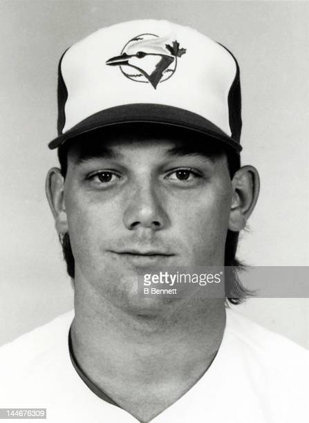Pat Hentgen of the Toronto Blue Jays poses for a portrait circa 1992 in Toronto Ontario Canada