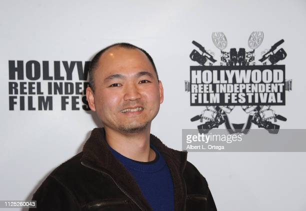 Pat Kusnadi arrives for The 2019 Hollywood Reel Independent Film Festival held at Regal LA Live Stadium 14 on February 15 2019 in Los Angeles...