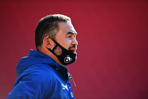 GBR: Bristol Bears v Leicester Tigers - Gallagher Premiership Rugby