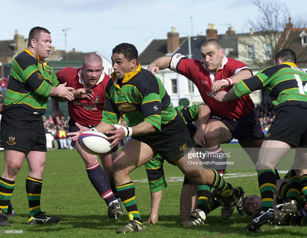 Gloucester v Northampton Saints : News Photo