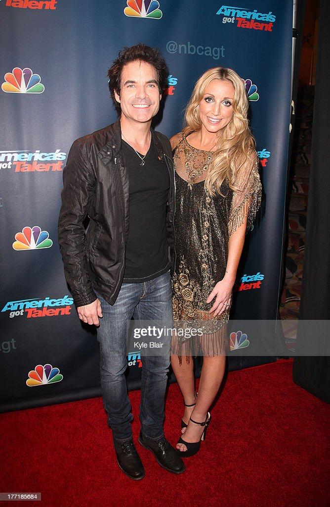 """America's Got Talent"" Post Show Red Carpet : News Photo"