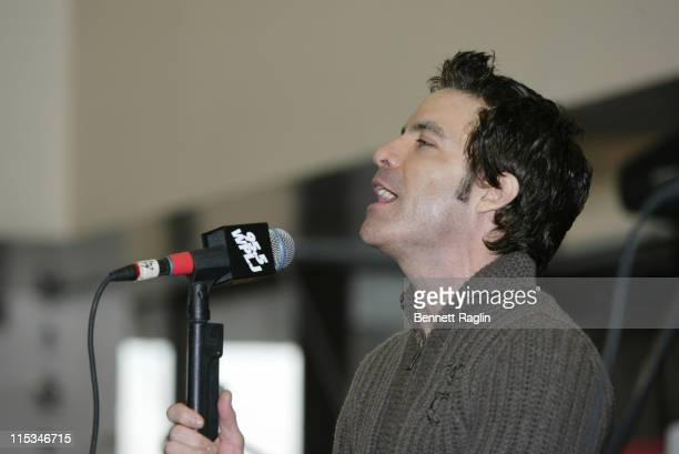 Pat Monahan during 955 WPLJ and 'Scott and Todd in the Morning' Host the 14th Annual Christmas Party and Auction to Benefit the Blythedale Children's...
