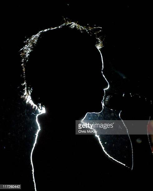 Pat Monahan of Train during Starfest 2006 Concert Atlanta GA July 22 2006 at Atlantic Station in Atlanta Georgia United States