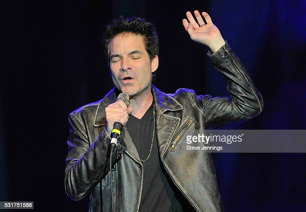 Pat Monahan of Train performs at the 3rd Annual Acoustic4ACure concert a Benefit for the Pediatric Cancer Program at UCSF Benioff Children's Hospital...