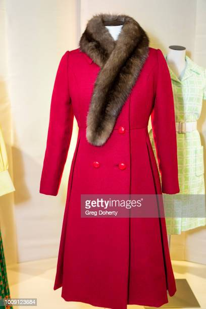 Pat Nixon's red coat worn on her trip to China on display for the first time in 6 years at Why They Wore It The Politics Pop Culture Of First...