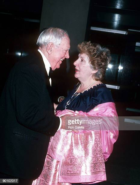 Pat O'Brien and Maureen Stapleton