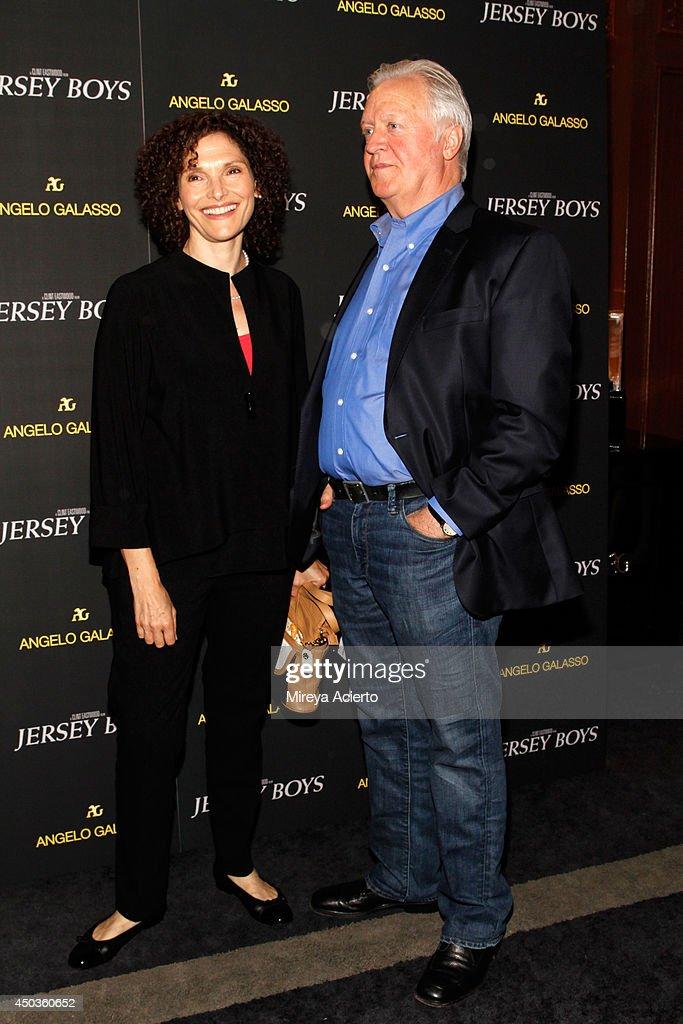 """""""Jersey Boys"""" New York Special Screening - Dinner"""