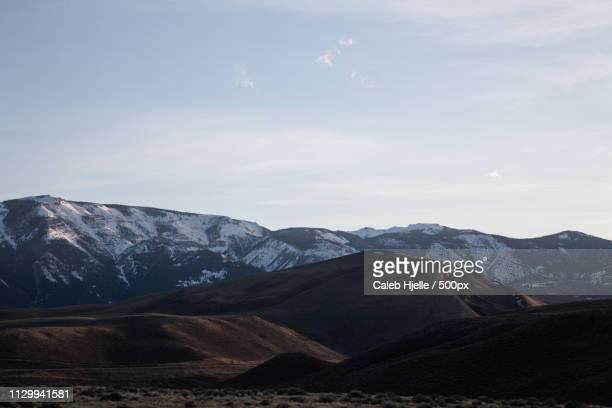 pat o'hara mountain - pat ohara foto e immagini stock