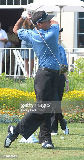 Pat Perez during Joe Pesci's 6th Annual Celebrity Skins Game to Benefit Saint Barnabas Health Care System at Florham Park in Florham Park New Jersey...