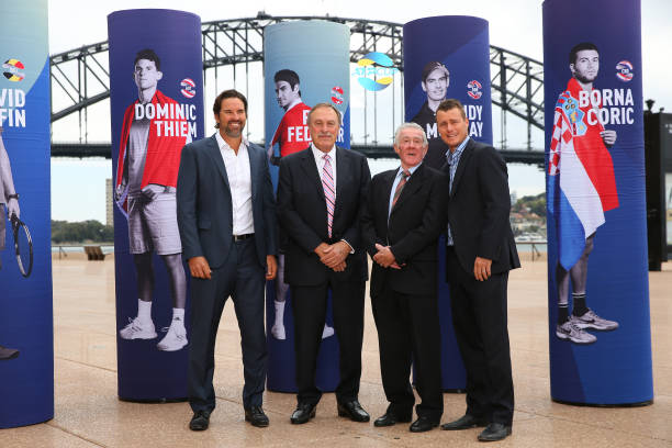 AUS: 2020 ATP Cup Official Draw