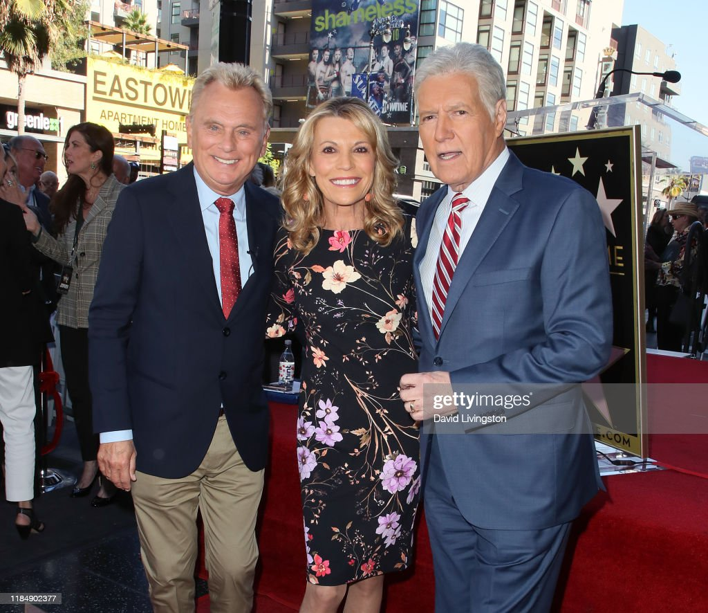 Harry Friedman Honored With A Star On The Hollywood Walk Of Fame : News Photo