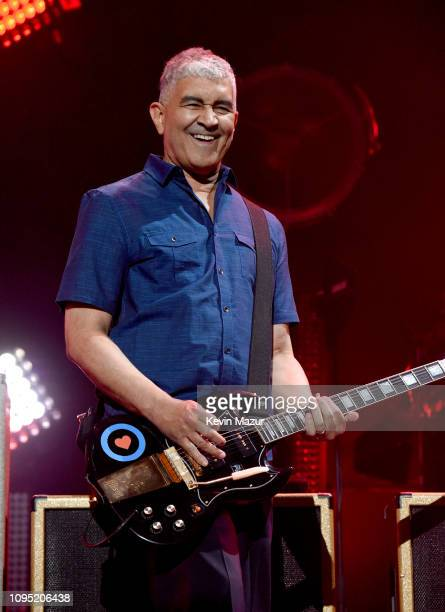 Pat Smear of Foo Fighters performs onstage during I Am The Highway: A Tribute To Chris Cornell at The Forum on January 16, 2019 in Inglewood,...