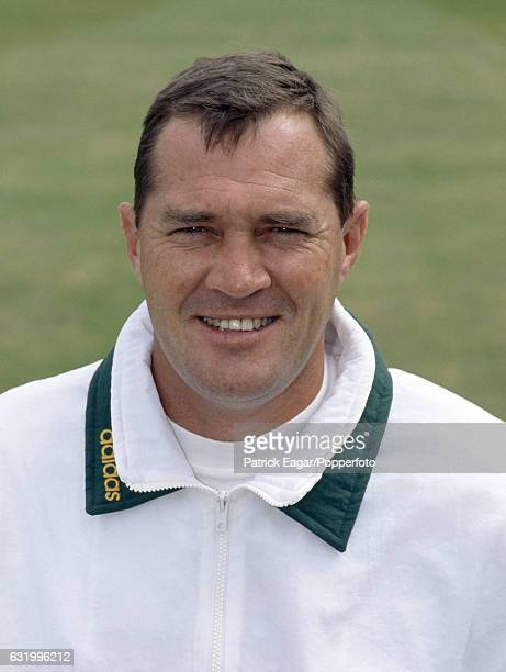 Pat Symcox of South Africa at The Oval London 19th June 1994