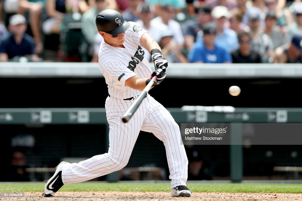 Chicago White Sox v Colorado Rockies