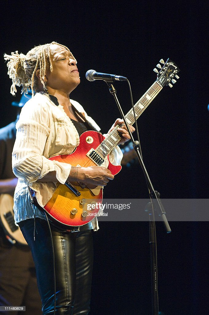Music Maker Blues Revue Perform In Badalona : News Photo