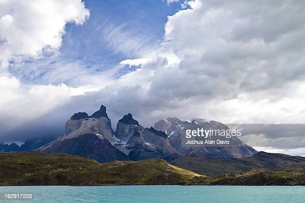 patagonia - joshua alan davis stock pictures, royalty-free photos & images