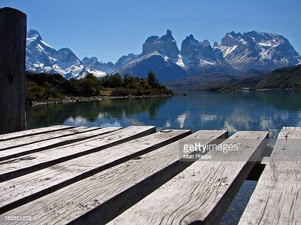 Patagonian jetty