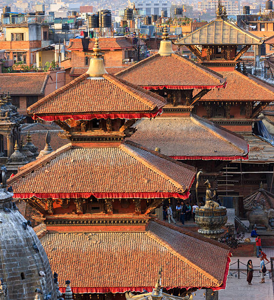 Patan Durbar Square, Patan, Nepal