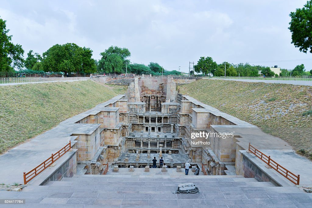 11th century stepwell in Gujarat gets World Heritage site tag : News Photo