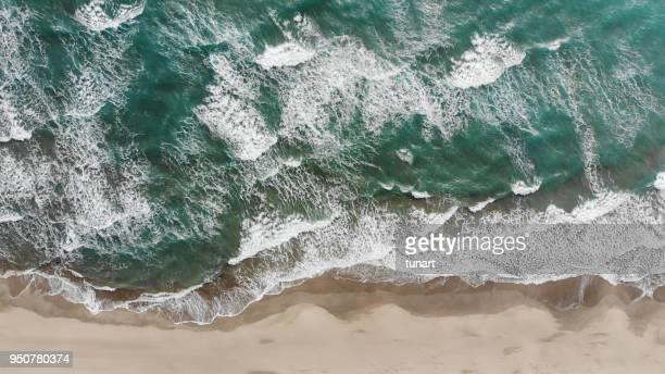 patara beach - riva dell'acqua foto e immagini stock
