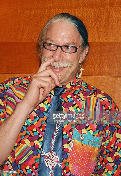 Patch Adams arrives at the An Evening With Patch Adams Fundraiser at the Sofitel Wentworth on October 18, 2006 in Sydney, Australia. The event is to...