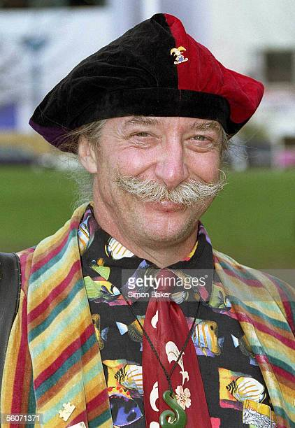 Patch Adams the American doctor who's life was made into a movie visits Christchurch today