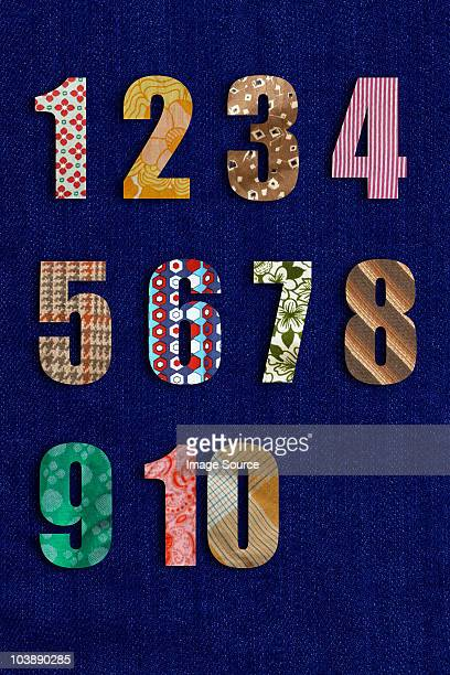 Patchwork numbers