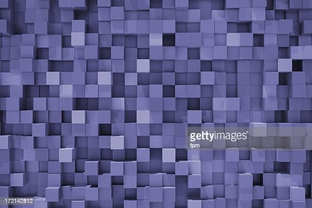 Patchwork (blau