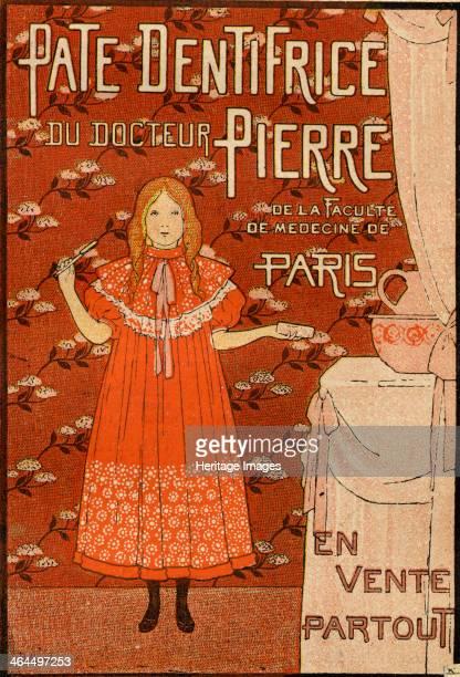 Pate Dentifrice du Docteur Pierre, Paris, c.1890.