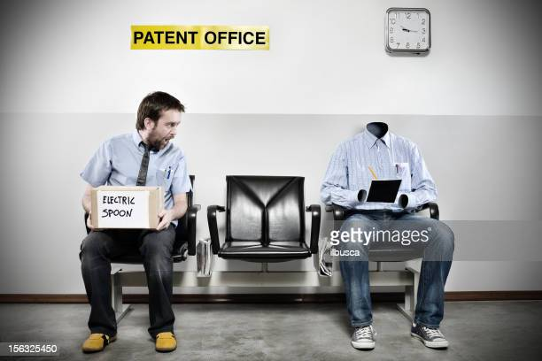Patent Office Series: Invisible Man
