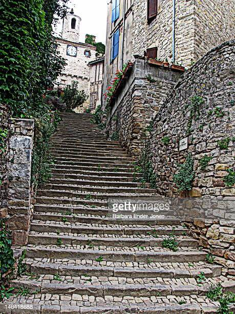 Pater Noster stairs