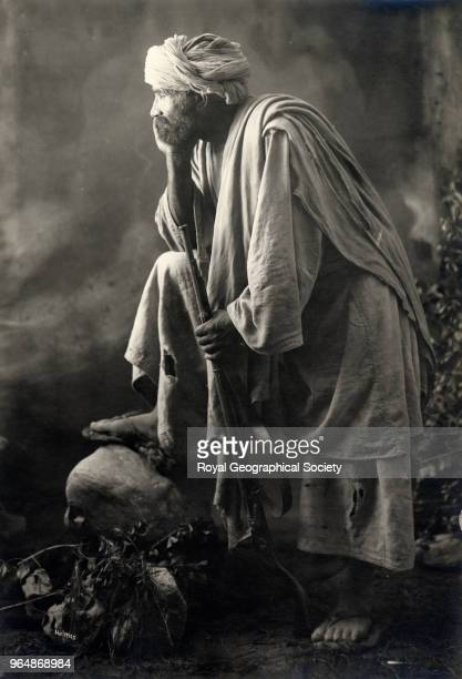 Pathan Man North West Frontier The term 'Pathan' is a corruption of the term Pashtun meaning a member of one of the interrelated tribes on both sides...