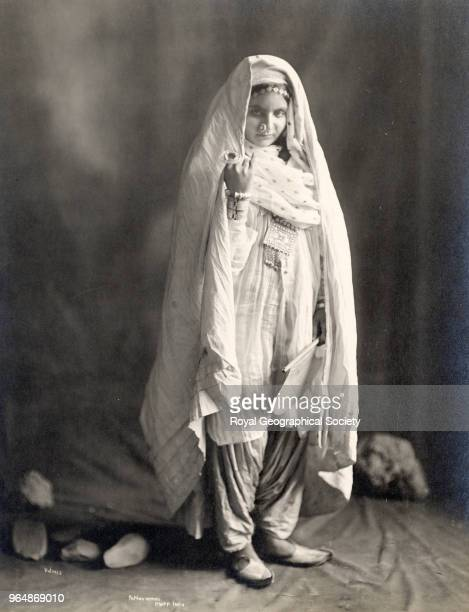 Pathan Woman North West Frontier The term 'Pathan' is a corruption of the term Pashtun meaning a member of one of the interrelated tribes on both...