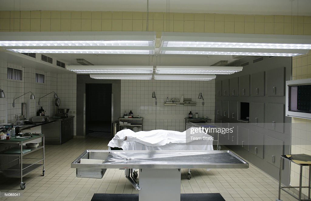 Pathology department in a hospital : Stock Photo