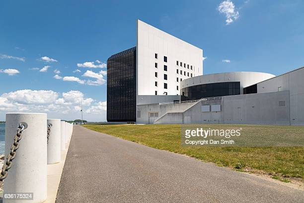 pathway to freedom - john f. kennedy library stock photos and pictures