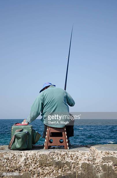 Patience of a fisherman