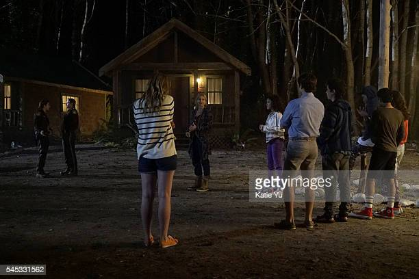SUMMER 'Patience' Seven camp counselors plan for the best summer of their lives but the evil lurking at Camp Stillwater has other plans in store for...