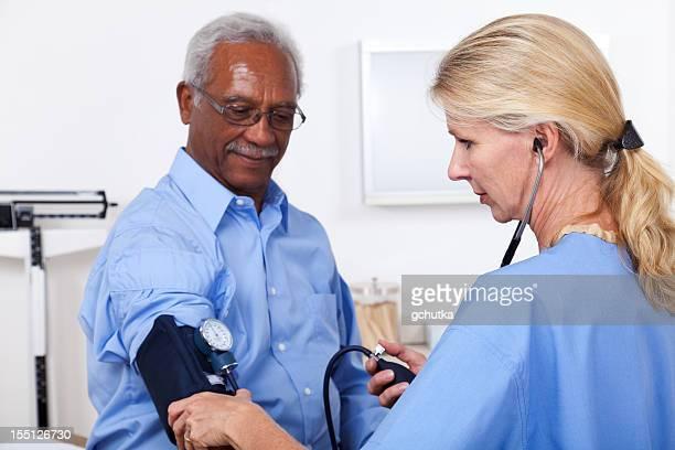 Patient Blood Pressure