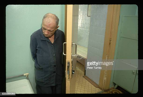 Patient in a Russian Mental Hospital