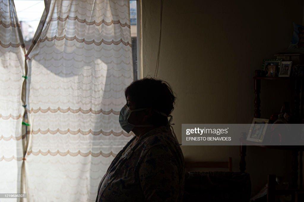 PERU-HEALTH-VIRUS-DOCTORS : News Photo