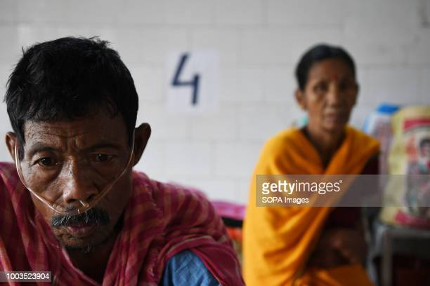 TB patient seen with a nasal cannula According to the World Health Organization TB is one of the top 10 causes of death worldwide