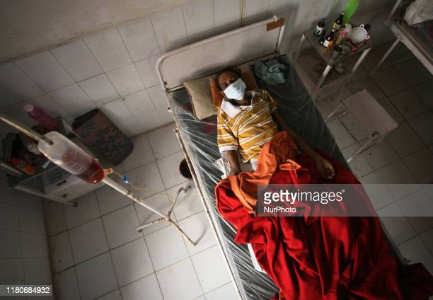 Patient suffering from Tuberculosis , admitted at Government Tuberculosis Hospital , in Allahabad on November 6, 2019 . India continued at the top of...