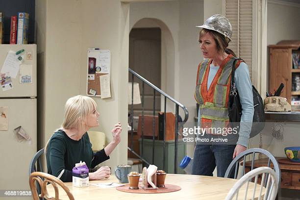 'Patient Zero and the Chocolate Fountain' Bonnie argues with Christy on MOM Thursday April 23 on the CBS Television Network