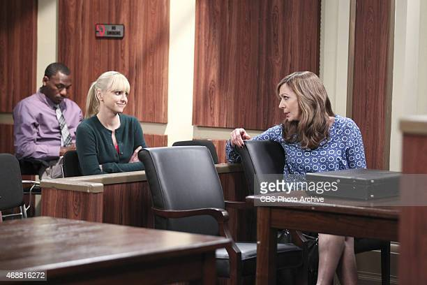 'Patient Zero and the Chocolate Fountain' Christy and Bonnie discuss Bonnie's court case on MOM Thursday April 23 on the CBS Television Network