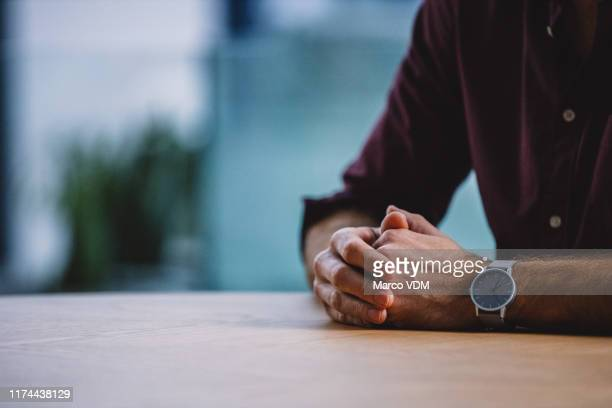 patiently waiting for my interviewer - waiting stock pictures, royalty-free photos & images