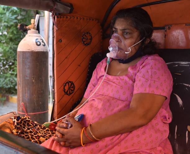 IND: Oxygen Langar Outside Gurudwara Damdama Sahib