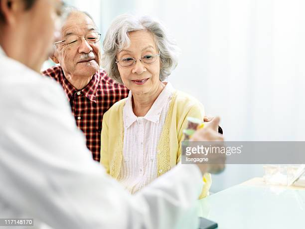 Patients with doctor
