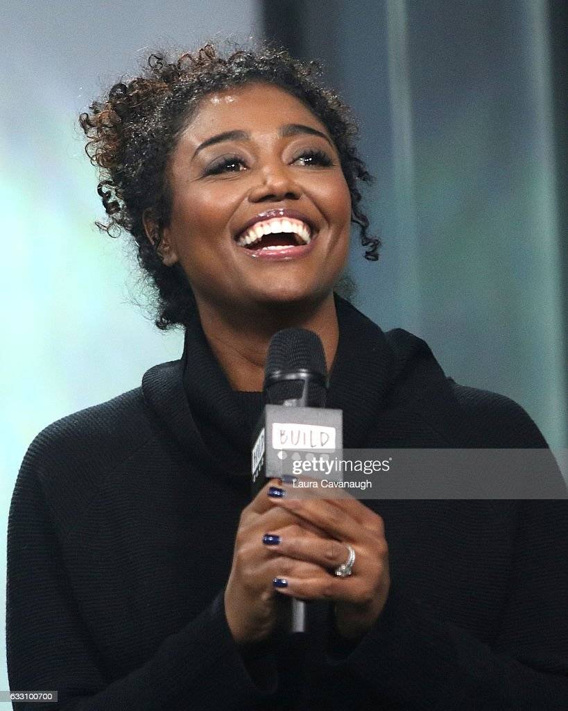 "Build Series Presents Patina Miller Discussing ""Madam Secretary"""