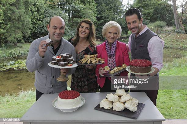 SHOW Patisserie Week It's the semifinals and the bakers' stress levels are at an alltime high when they face three French pastry challenges and...